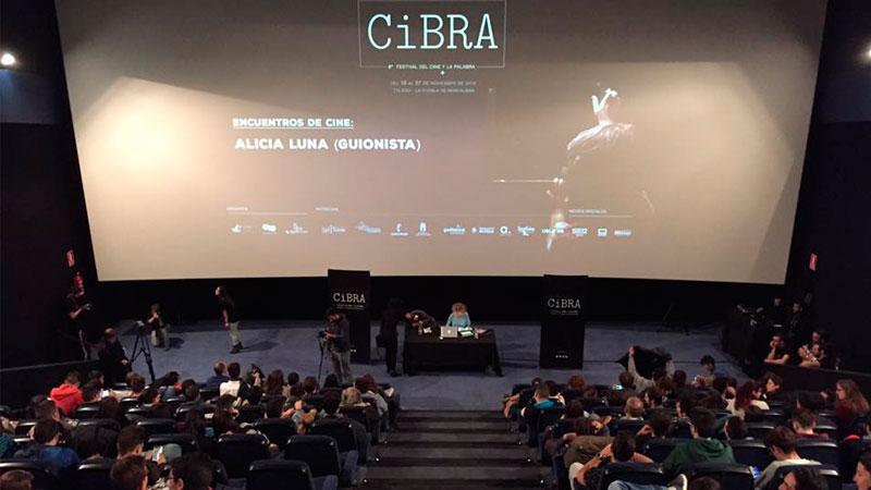 La 'mirada propia' de Alicia Luna en el primer taller de Encuentros de cine