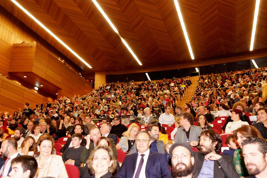 Miles de personas han formado parte de la VIII edición del festival CiBRA
