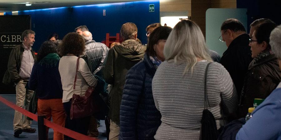 Este viernes se han clausurado las IV Jornadas de cine y educación del Festival CIBRA, con la colaboración de la Junta de Comunidades, con la proyección solo apta para docentes de Una bolsa de canicas en los cines CineSur Luz del Tajo