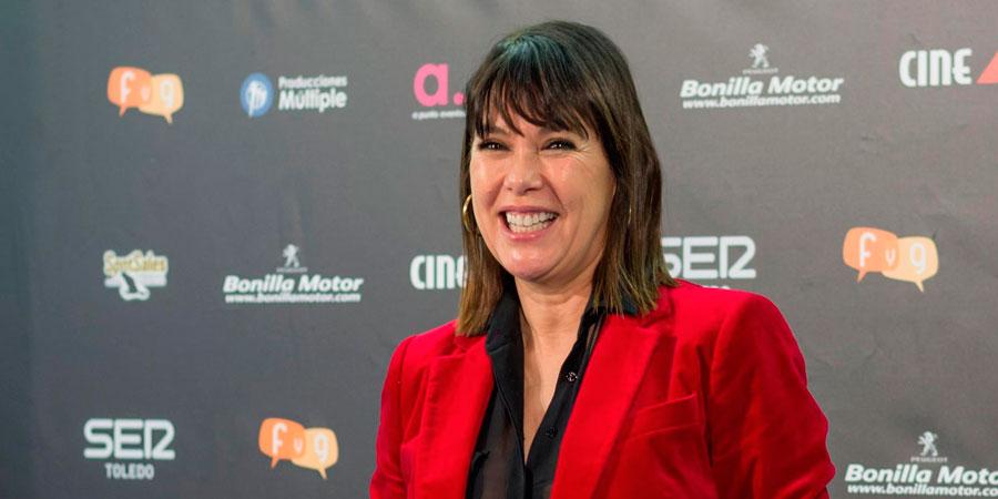 Mabel Lozano en la Gala de Clausura de CiBRA 2017 celebrada en el Palacio de Congresos El Greco de Toledo